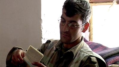 4 - Carnets d'Akif, combattant kurde JBA Prod